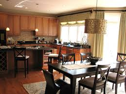 Dining Room Kitchen Design Family Room Kitchen Combo Ideas Miserv