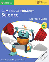 By Design Science Grade 6 Cambridge Primary Science Learners Book 6 By Cambridge