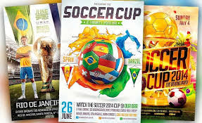 Sports Flyer Templates For Photoshop - Download Best Sport Flyer Designs
