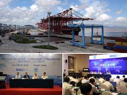 Asian maritime and port security tecnology