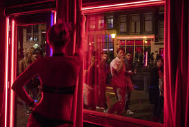 Amsterdam Red Light District Photo Turn Off Amsterdams Red Light Sex Windows The Star