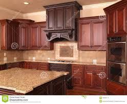 Kitchen Center Luxury Home Kitchen Center Island Stock Image Image 10992171