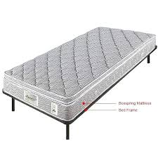 box spring legs twin size wood slats metal bed frame 4 bedroom furniture 0 Box Spring Legs Twin Size Wood Slats Metal Bed Frame Bedroom