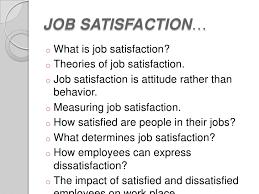 SAGE Books   Job Satisfaction  Application  Assessment  Causes