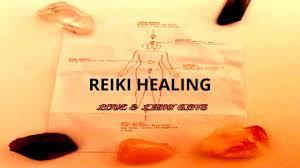 Chakra And Reiki Healing Crystals With Chakra Charts