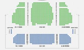 Sondheim Theater Seating Chart 37 Correct American Airline Theatre Seating Chart