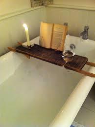 wood bath caddy i have this and looooove it of teak bath caddy