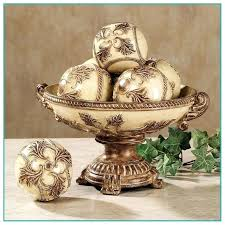 Decorative Bowl Filler Balls Decorative Bowls And Balls Bowl Fillers For bowl ideas 84