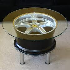 Ferrari Wheel Table | Ferrari | Pinterest | Ferrari, Liquor dispenser and  Car furniture