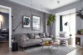 remove the glass door between the living room and the balcony the effect is completely diffe