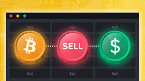how to sell bitcoin when you want to