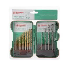 <b>Набор сверл Hammer Flex</b> 202-921, DR set № 21 (17 pcs), 1.5-10 ...