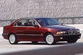 1997 03 bmw 5 series consumer guide auto 1997 bmw 540i 4 door sedan