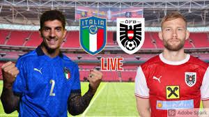 ITALIA - AUSTRIA : EUROPEI 2021= OTTAVI DI FINALE ( LIVE ) dalle ore 20:50  con Napuliell 87 - YouTube