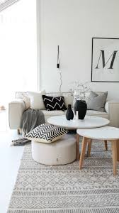 White And Black Living Room So Beautiful All Of That White Homely Beautiful Pinterest