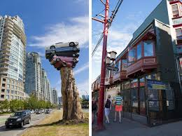 essay on neighbourhood leighton andrews there s life after  neighbourhood photo essays downtown vancouver homes the trans am totem and the sam kee building