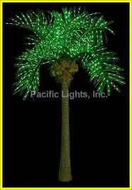 natural led lighted palm tree products pacific lights inc