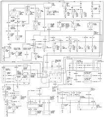 97 ford ranger headlight wiring schematic 1997 ford ranger headlight rh parsplus co 1999 ford explorer trailer wiring diagram 1999 ford explorer ac wiring