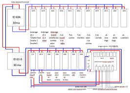 Elegant Schema De Cablage Electrique D Une Maison Gale Quel Disjoncteur  Differentiel Pour Maison Interdiff