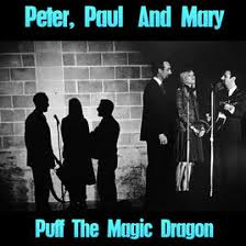 Image result for puff the magic dragon peter paul and mary