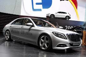 2014 Mercedes-Benz S500 Plug-in Hybrid: Frankfurt 2013 Photo ...