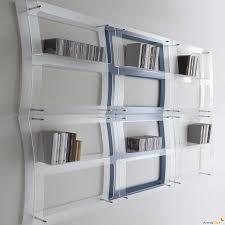 Beautiful Plexiglass Furniture Libreria Da Parete In Eris Arredaclick Acrylic For Ideas