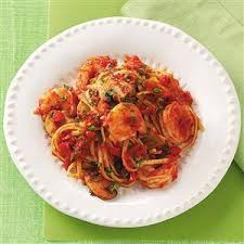 y shrimp peppers with pasta recipe