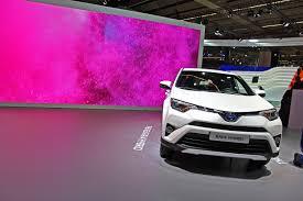 IAA|Frankfurt Motor Show 2015|Live blog|Day 1|RAV4 Hybrid - Toyota ...