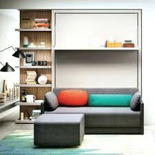 murphy bed sofa twin. Murphy Bed With Sofa Attached A Twin Wall