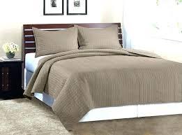 plain grey comforter solid
