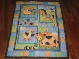 Anyone make Baby Quilt's? - Weddingbee & ... OR a quilt where you don't have to piece anything, you're really just  quilting over a pre-printed picture (I think they're usually called Quilt  Panels) Adamdwight.com