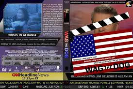 wag the dog quotes like success wag the dog dvd cover