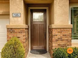pella doors craftsman. Mission Style Front Doors Fiberglass Craftsman 36 X 96 8 Tall Plastpro Drf3c80solp Entry Door Pella Prairie