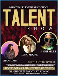 Talent Show Flyer Background Free Printable Talent Show Flyer Template Admirably Talent Template