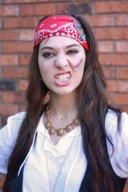 pirate makeup for women