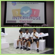 the third round was a rapid fire on a range of topics and cur affairs students partited enthusiastically and plasma house emerged as a clear