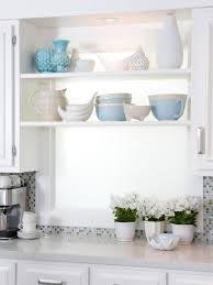 Kitchen Window Shelf Hsone109 Cottage Style Shelves In Kitchen Window S3x4jpgrendhgtvcom12801707jpeg