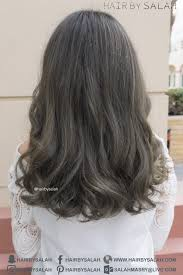 Light Ash Brown With Highlights Light Ash Brown Hair Color Hair By Salah