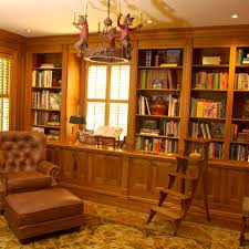 library home office renovation. LIBRARY \u2013 Home Office And Den. Tranfomative Renovation Addition Traditional In Charlotte By Library R