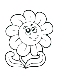 Spring Break Coloring Sheets Happy Spring Coloring Pages Preschool