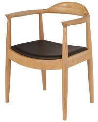 wegner round chair