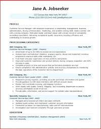 Customer Service Manager Resume Noxdefense Com