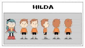 Hilda (2018)