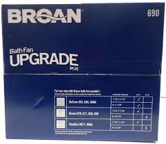 broan bathroom fan upgrade kit thedancingpa