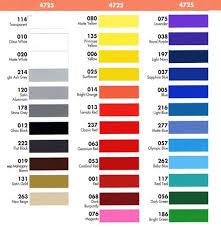 Fdc Color Chart Fdc Lumina 4725 Color Chart Cricut Vinyl Signs Vinyl
