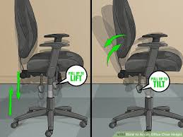 office chair wiki. Lane Office Chair Elegant 3 Ways To Adjust Height Wikihow Wiki S