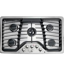 gas electric and induction cooktops ge appliances gas cooktops
