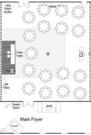 wedding reception layout best wedding reception layout backyard wedding pinterest