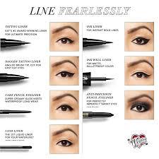 Eyeliner Chart Tattoo Liner Kat Von D Sephora