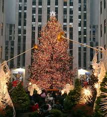The 2013 Rockefeller Christmas Tree Lighting: Livening Up NYC for the  Holidays